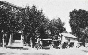 Simpson Hotel 1920's