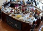 Sunday Brunch buffet at Westin La Paloma Resort.