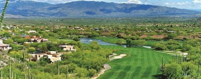 Golf Course at Loews Ventana Canyon Resort