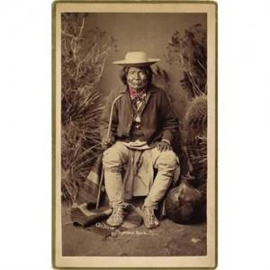 Apache Chief Nana