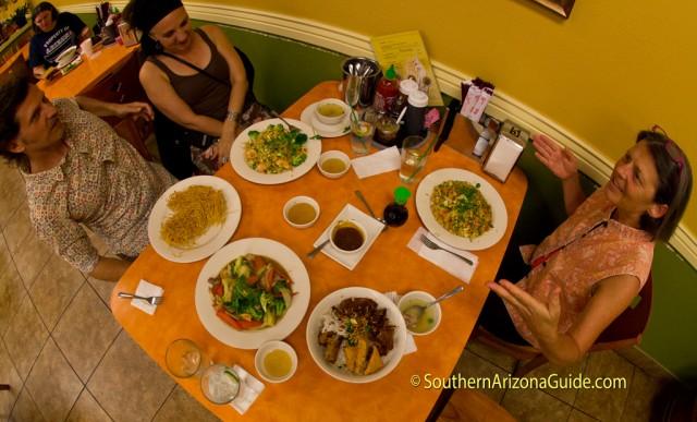 Dining At Com Tam Thuan Kieu; Tucson, AZ