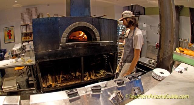 Bianco Pizzeria Tucson Oven