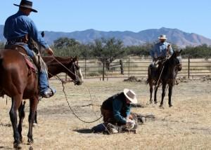 Empire Ranch Fall Roundup
