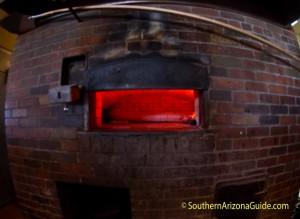 Grimaldi pizzeria pizza oven