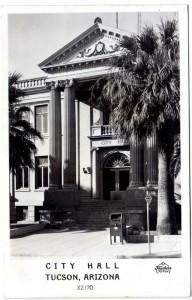 Tucson Ciity Hall: 1917