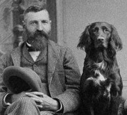 Saloonkeeper George Hand