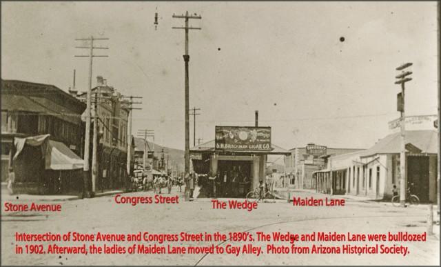 """""""The Wedge"""" Tucson Arizona"""