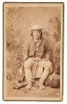 Apache Chief Nana: 1885.