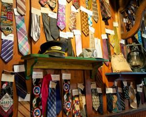 Pinnacle Peak Steakhouse walls of ties