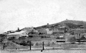 Commonwealth Mine, 1910.