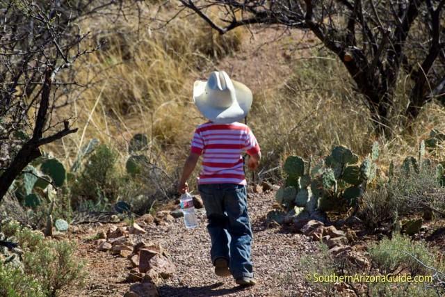 Little-Boy-On-Trail