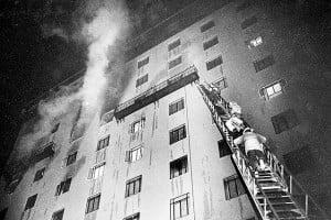 Pioneer Hotel Fire; December 1970.