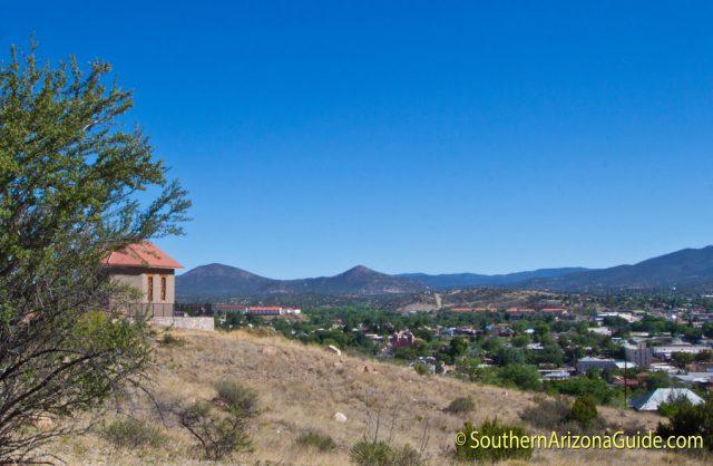 La Capilla Overlook, Silver City NM