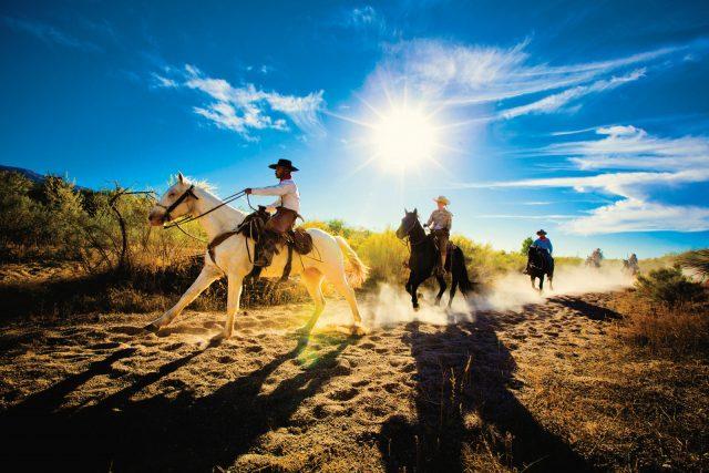 Tanque Verde Guest Ranch, Tucson Arizona