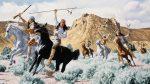 Apaches On Horseback