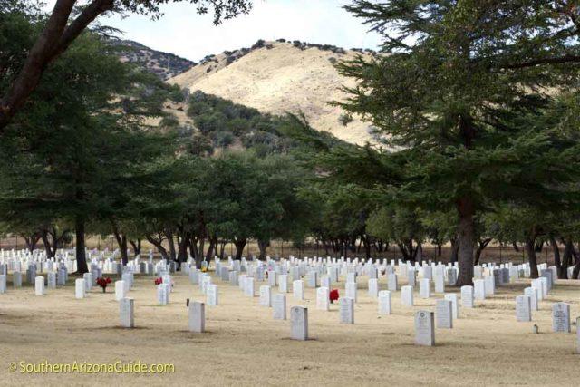 Ft. Huachuca Military Cemetery