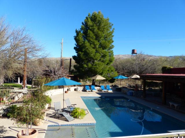 Swimmng Pool at Rincon Creek Ranch