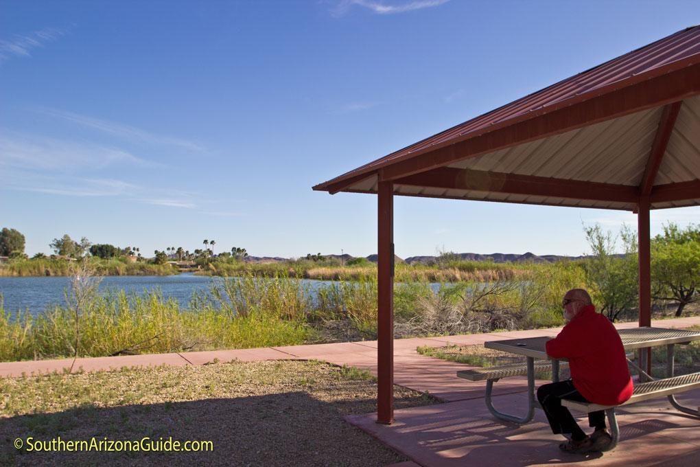 Three Wildlife Refuges Near Yuma Az