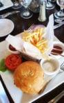 Classic Local Burger at Cielos