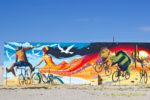 Joe Pagac Mural in Tucson, AZ