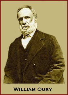 William Oury