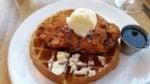 Bird Hot Chicken Waffle