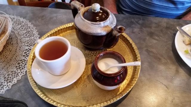 Za'atar Tea Set