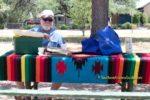 picnic in Patagonia Park