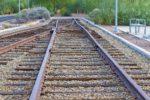 E&P & SW Railroad Tracks