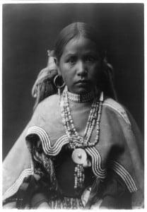 Apache Girl
