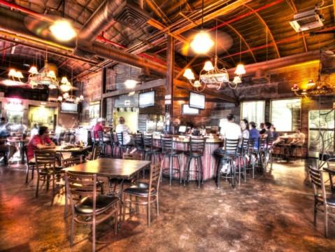 Image of Barrio Brewing Company Interior: Tucson, AZ