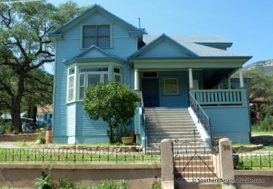 Blue House Bisbee