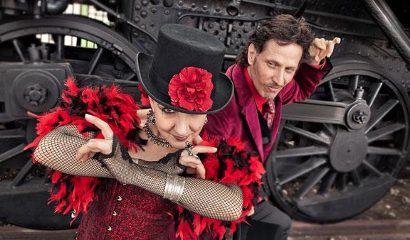 Carnival of Illusion Roland Sarlot & Susan Eyed
