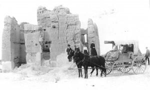 Casa Grande Ruins: 1889