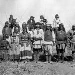 Chiricahua Apaches 1886