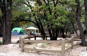 Bonita Creek Campground