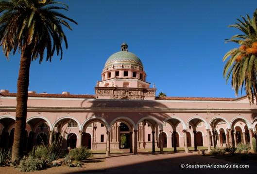 Old Pima County Courthouse: Tucson, Arizona