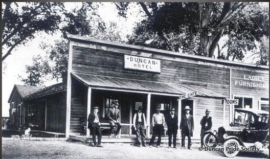 Duncan Hotel 1920's