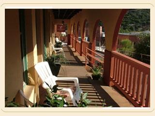 Eldorado Suites Hotel Balcony