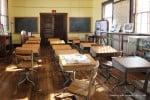 Fairbank, AZ Restored Schoolhouse.