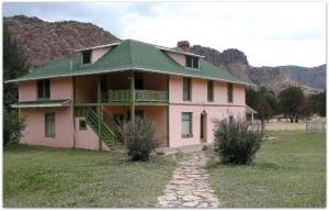 Faraway Ranch House