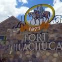 Fort Huachuca near Sierra Vista, AZ