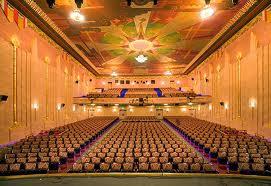 Interior of the Fox Theater Tucson Arizona
