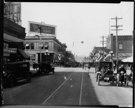 Early 20th Century Tucson, AZ