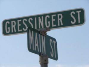 Gressinger and Main