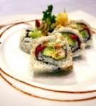 Kazoku's Shrimp Tempura Roll
