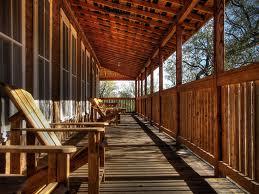 Kentucky Camp Headquarters Porch