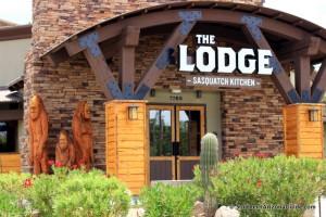 Lodge Sasquatch Kitchen at Foothills Mall