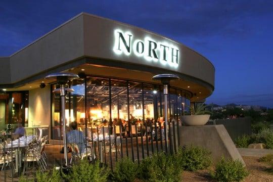 North. A Modern Italian Restaurant.
