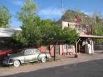 Portal, AZ. Store, Cafe, and Lodge